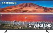 UHD Smart Crystal televize Samsung UE43TU7172