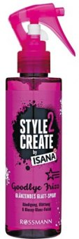 Uhlazujicí sprej Style2Create Isana