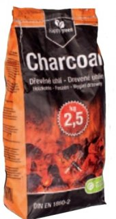 Uhlí dřevěné Charcoal