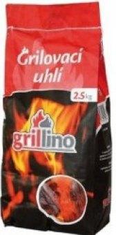 Uhlí dřevěné Grillino