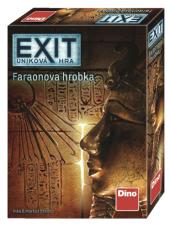 Úniková hra Exit Faraonova hrobka Dino