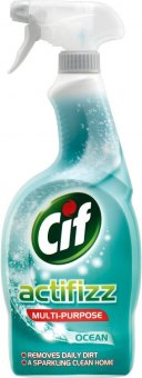 Univerzální čistič Cif Actifizz