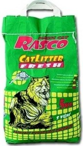 Stelivo pro kočky Rasco