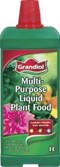 Univerzální tekuté hnojivo Grandiol