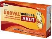 Doplněk stravy Akut Uroval Manosa