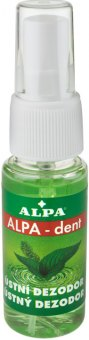 Ústní dezodorant Alpa-dent