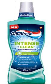 Ústní voda Aquafresh