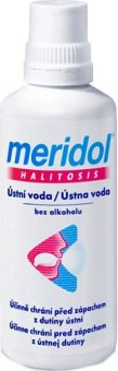 Ústní voda Halitosis Meridol