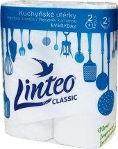 Utěrky kuchyňské 2vrstvé Classic Linteo