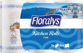 Utěrky kuchyňské 3vrstvé Floralys