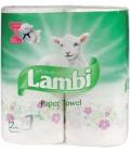 Utěrky kuchyňské 3vrstvé Lambi