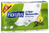 Utěrky kuchyňské Floralys
