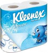 Utěrky kuchyňské papírové Decor Kleenex