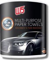Utěrky papírové univerzální W5