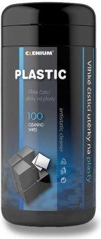 Utěrky pro plastové povrchy Clenium