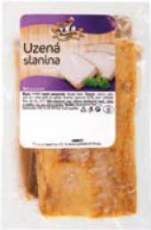 Uzená slanina Řezníkův talíř