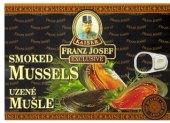 Mušle uzené v oleji Kaiser Franz Josef