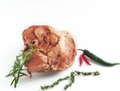 Vepřové maso uzené s kostí