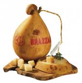 Uzený sýr Provolone Fiaschetto affumicato 44 %