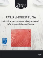 Uzený tuňák marinovaný Deluxe