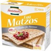 Chlebíčky vaječné Manischewitz