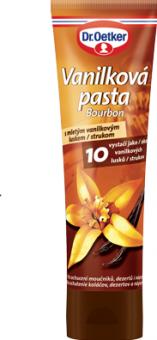 Vanilková pasta Dr. Oetker