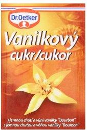 Vanilkový cukr Dr. Oetker