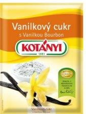 Vanilkový cukr s vanilkou Bourbon Kotányi