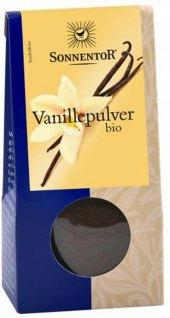 Vanilkový prášek bio Sonnentor