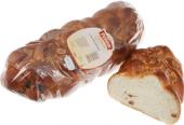 Vánočka máslová s rozinkami a mandlemi Penam