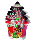 Vánoční Mikulášský balíček Chocoland