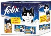 Balíček vánoční pro kočky Felix Purina
