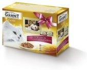 Balíček vánoční pro kočky Gold Gourmet Purina