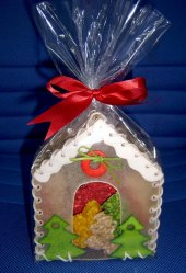 Balíček vánoční pro psy Salač