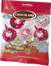 Koule čokoládové vánoční Chocoland