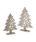 Vánoční dřevěné dekorace