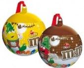 Koule vánoční M&M's