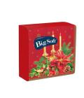 Ubrousky papírové vánoční Big Soft
