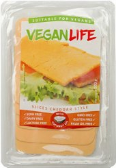 Veganský sýr čedar VeganLife