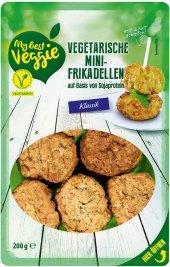 Vegetariánské mini karbanátky smažené My best Veggie