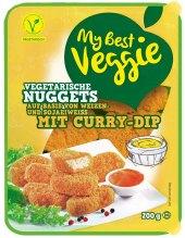 Vegetariánské nugetky smažené  Bio My best Veggie
