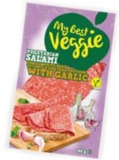 Vegetariánský nářez s česnekem My best Veggie