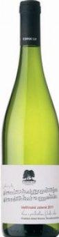 Víno Veltlínské červené rané Vinařství U Dvou lip