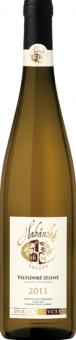 Víno Veltlínské zelené Habánské sklepy