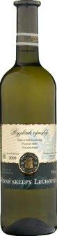 Víno Veltlínské zelené Vinné sklepy Lechovice
