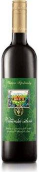 Víno Veltlínské zelené Chateau Topolčianky