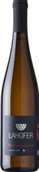 Víno Veltlínské zelené Vinařství Lahofer - pozdní sběr