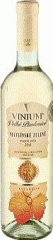 Víno Veltlínské zelené Vinium Exclusive Velké Pavlovice - pozdní sběr