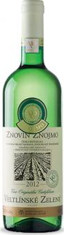 Víno Veltlínské zelené VOC Znovín Znojmo