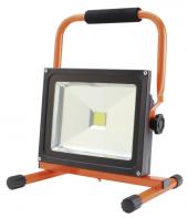 Venkovní LED reflektor se stojanem Solight